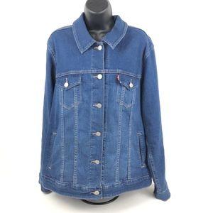 Women's Levi's Denim Jean Jacket